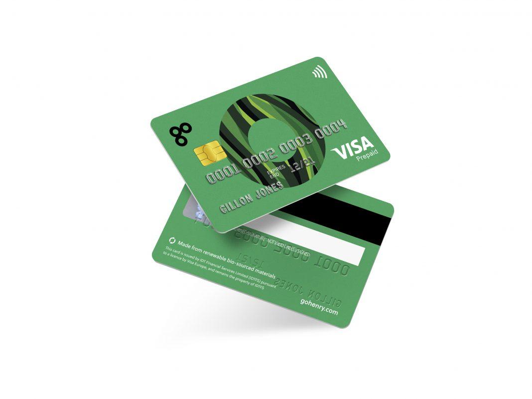 gohenry Eco Card