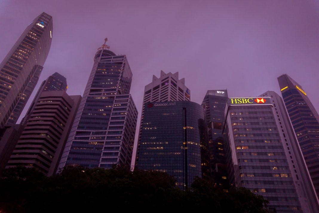 HSBC buidling, Singapore